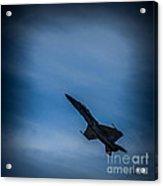 Jet Up Acrylic Print