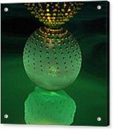 Jeweled Astrophytum  Acrylic Print