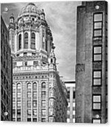 Jewelers' Building - 35 East Wacker Chicago Acrylic Print