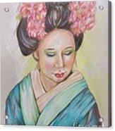 Jewelof The Orient Acrylic Print