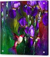 Jewels Of Summer Acrylic Print