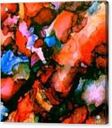 Jeweltones Acrylic Print