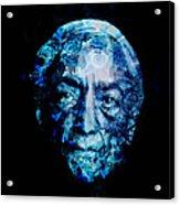 Jiddu Krishnamurti Acrylic Print