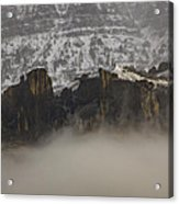 Jim Mountain   #6516 Acrylic Print