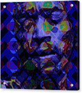 Jimi Hendricks Acrylic Print