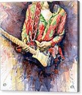 Jimi Hendrix 09 Acrylic Print