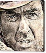 Jimmy Stewart  Acrylic Print