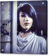 Joanna Frank In Zzzzz Acrylic Print