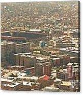 Johannesburg Stadium Acrylic Print