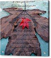 John 13 Diversity Acrylic Print