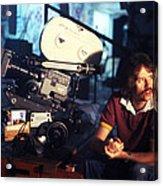 John Carpenter In Escape From New York  Acrylic Print