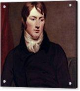 John Constable (1776-1837) Acrylic Print