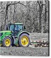 John Deere 2 Acrylic Print