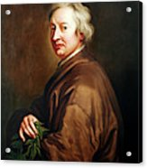 John Dryden Acrylic Print