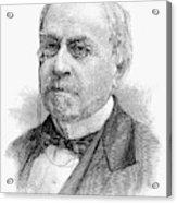 John Guy Vassar (1811-1888) Acrylic Print