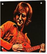 John Lennon Painting Acrylic Print