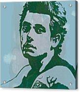 John Mayer - Pop Stylised Art Sketch Poster Acrylic Print