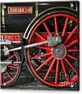 John Molson Steam Train Locomotive Acrylic Print
