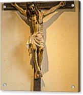 John Paul Jesus Acrylic Print