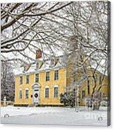 John Paul Jones House Acrylic Print