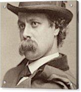 John Sidney Woollett (1845-1917) Acrylic Print