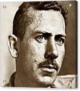 John Steinbeck American Author Circa 1938 Acrylic Print