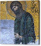 John The Baptist Acrylic Print
