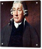 John Wilkinson (1728-1808) Acrylic Print
