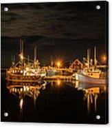 John's Cove Reflections Acrylic Print