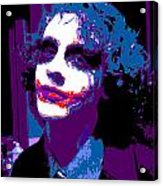 Joker 12 Acrylic Print