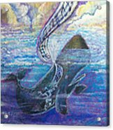 Jonah's Turning Point Acrylic Print