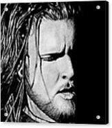 Jonathan Jefferson Acrylic Print