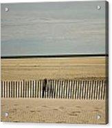 Jones Beach Acrylic Print