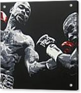 Jones Jr Vs Trinidad Acrylic Print