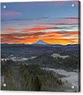 Jonsrud Viewpoint Sunrise Acrylic Print