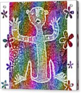 Jornada Rave II Acrylic Print