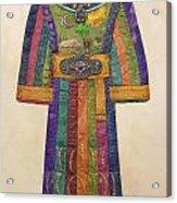 Josef's Coat Acrylic Print