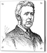 Joseph Bell (1837-1911) Acrylic Print