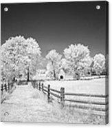 Joseph Poffenberger Farm 8d00231 Acrylic Print