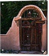 Josephinas Gate Acrylic Print