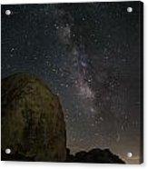 Joshua Tree Milky Way 2 Acrylic Print