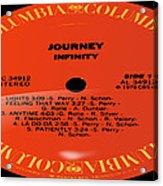 Journey - Infinity Side 1 Acrylic Print
