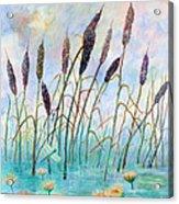 Joy Of Summer Acrylic Print