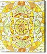 Joy Acrylic Print by Teal Eye  Print Store