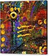 Joy To The World Acrylic Print