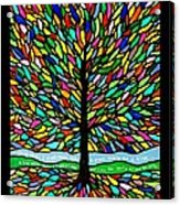 Joyce Kilmer's Tree Acrylic Print