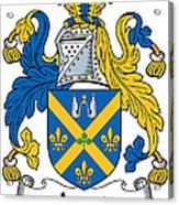 Joynt Coat Of Arms Irish Acrylic Print