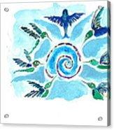 Juanita Jean Acrylic Print