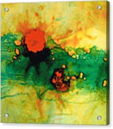 Jubilee - Abstract Art By Sharon Cummings Acrylic Print