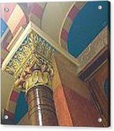 Jubilee Synagogue Acrylic Print